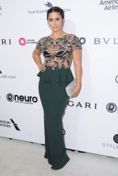 Lorenza Izzo at Elton John AIDS Foundation Academy Awards 2017 Viewing Party in LA