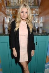 Lottie Moss - LOVE and Burberry Party in London 2/20/ 2017