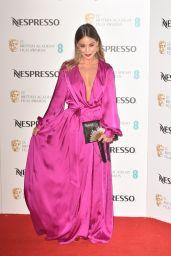 Louise Thompson – BAFTA Nespresso Nominees' Party, London, UK 2/11/ 2017