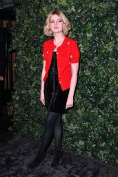 Lucy Boynton – BAFTA Nespresso Nominees' Party, London, UK 2/11/ 2017