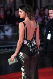 Lucy Mecklenburgh - Fifty Shades Darker Premiere at Odeon Leicester Square in London 2/9/ 2017