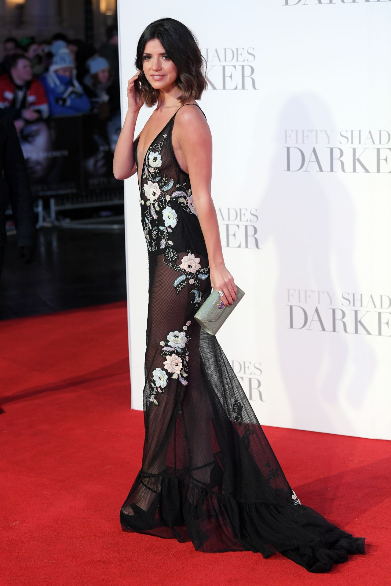 Lucy mecklenburgh fifty shades darker premiere at odeon leicester square in london 292019 new picture