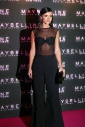Lucy Mecklenburgh – Maybelline 'Bring on the Night Party' for London Fashion Week 2/18/ 2017