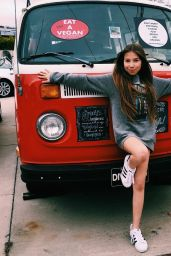 Lulu Lambros – Social Media February 2017