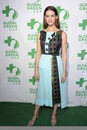 Lyndsy Fonseca - Global Green Pre Oscar Party in Los Angeles 2/22/ 2017