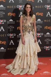 Macarena Gómez – Goya Awards in Madrid 02/06/ 2016