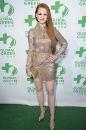 Madelaine Petsch – Global Green Pre Oscar Party in Los Angeles 2/22/ 2017