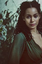 Madeleine Mantock - Into The Badlands Season 2 Stills