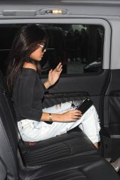 Madison Beer - Leaving Her Hotel in Milan, Italy 2/24/ 2017