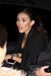 Madison Beer - Leaving Her Hotel in Milan, Italy 2/27/ 2017