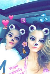 Madison Grace Reed Photos – Social Media 2/18/ 2017