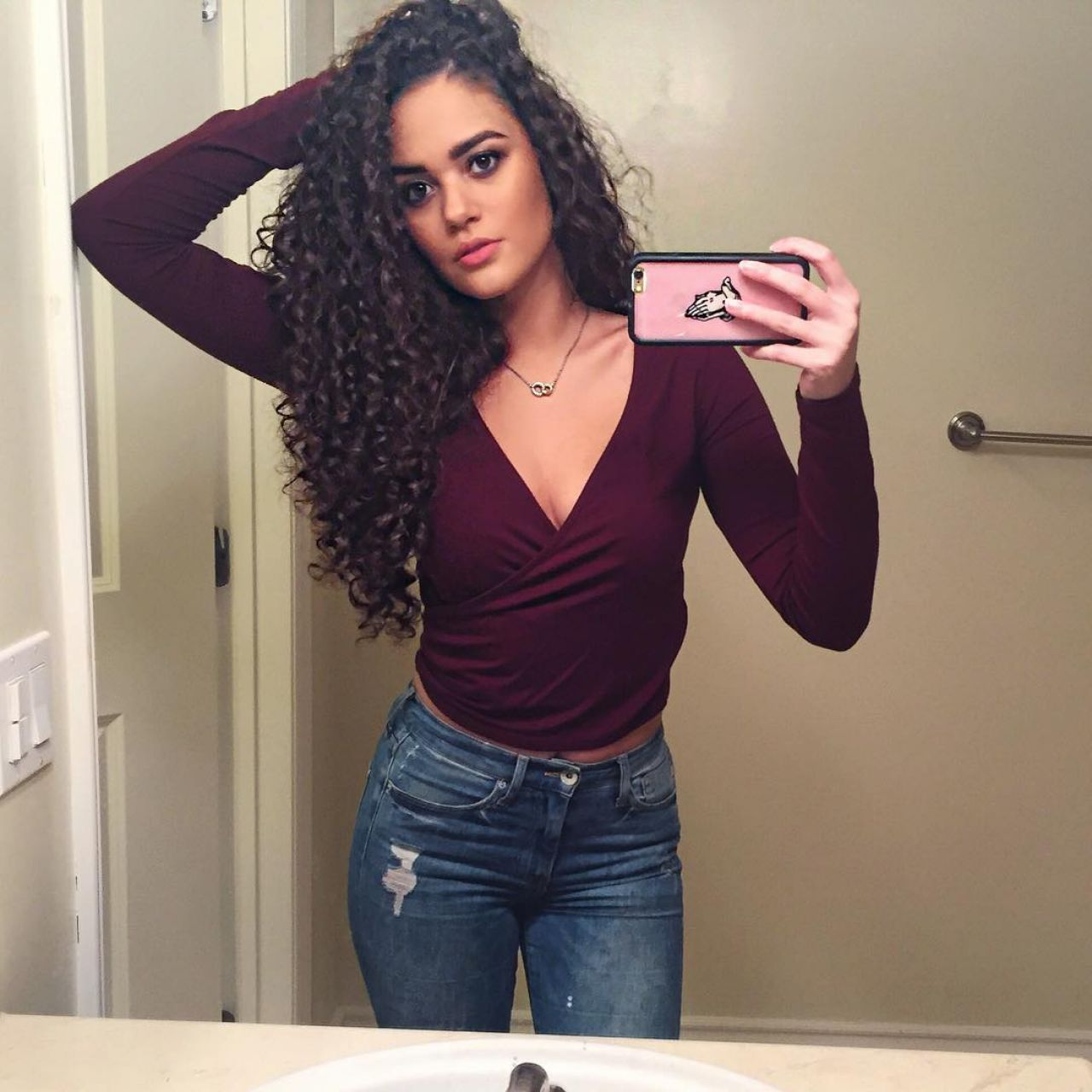 madison pettis 2017 with straight hair - photo #38