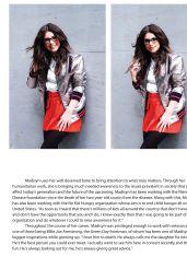 Madisyn Shipman - Unclear Magazine February 2017 Issue
