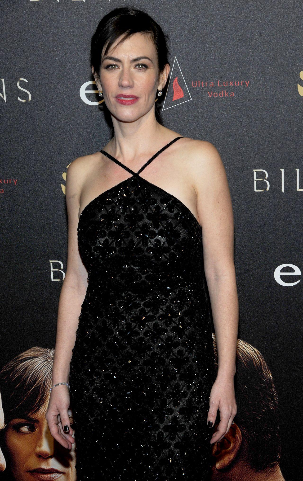 Maggie Siff At Billions Season 2 Premiere In Nyc 2 13 2017