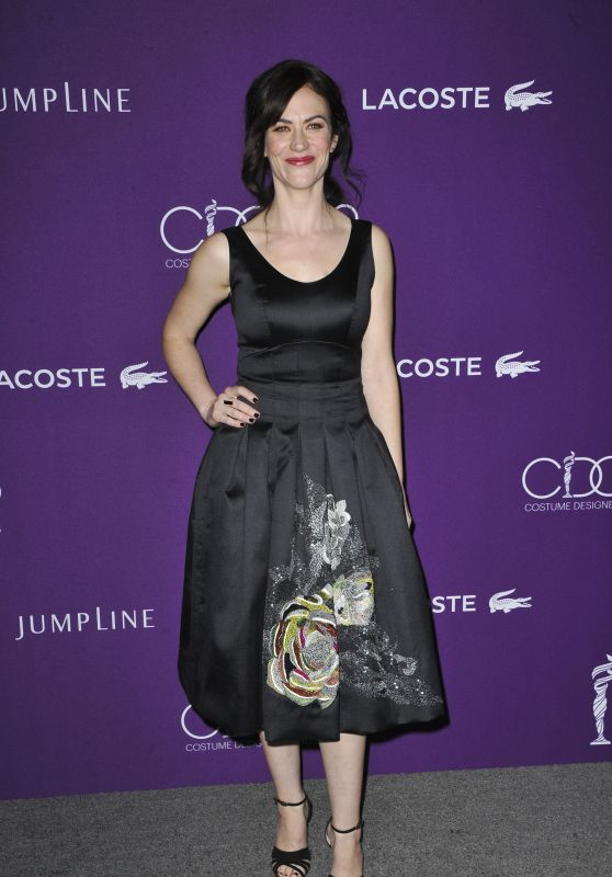 Maggie Siff - Costume Designer Guild Awards 2017 in Los Angeles 2/21/ 2017
