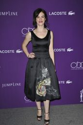 Maggie Siff - Costume Designer Guild Awards 2017 in Los Angeles 2/21/ 2017