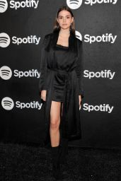 Maia Mitchell - Spotify Celebrates Best New Artist Nominees in Los Angeles 2/9/ 2017