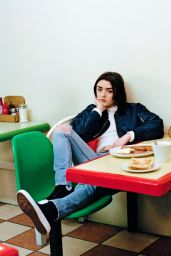 Maisie Williams - Forever Chuck Campaign for Converse 2017