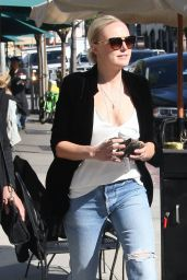 Malin Akerman - Going to Andaz Hotel in LA 2/24/ 2017