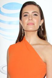 Mandy Moore – 48th NAACP Image Awards in Los Angeles 2/11/ 2017