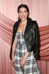 Mandy Moore - Alice and Olivia Fashion Show in NYC 2/14/ 2017