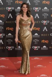 Mar Saura – Goya Awards in Madrid 02/06/ 2016
