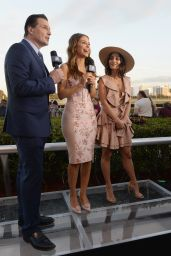 Maria Menounos - Inaugural $12 Million Pegasus World Cup Invitational in Hallandale, January 2017