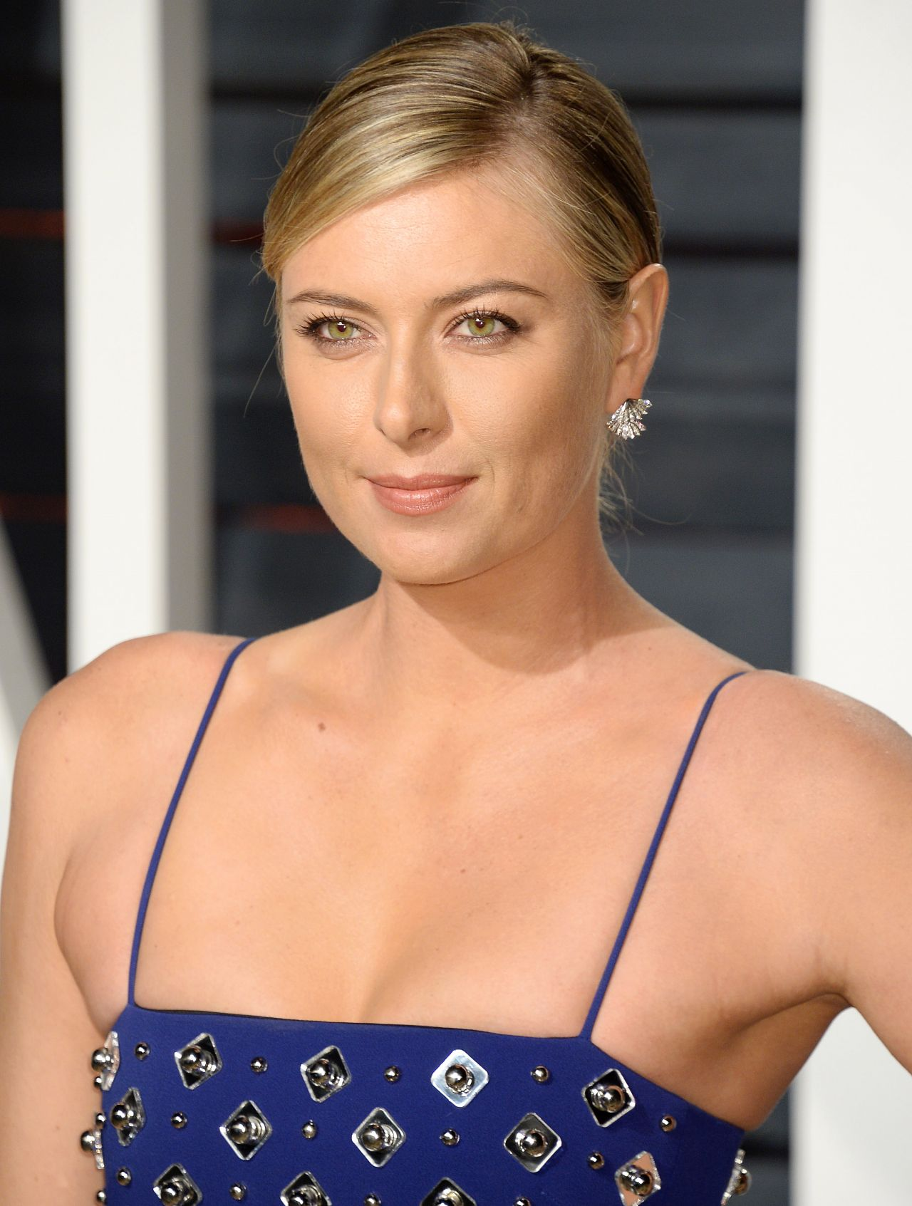 Maria Sharapova at Vanity Fair Oscar 2017 Party in Los Angeles