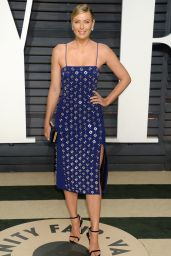 Maria Sharapova at Vanity Fair Oscar 2017 Party in Los Angeles