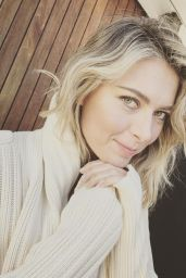 Maria Sharapova – Social Media Pics, January 2017