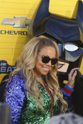 Mariah Carey - Batman Lego Movie Premiere in Westwood 2/4/ 2017