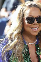 Mariah Carey - Batman Lego Movie Premiere in Westwood 2/4/ 2017