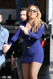 Mariah Carey Leaves