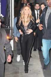 Mariah Carey - Out in Los Angeles, CA 2/15/ 2017
