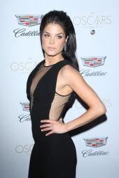 Marie Avgeropoulos - Cadillac Celebrates Academy Awards in Los Angeles 2/23/ 2017