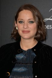 Marion Cotillard - International Press Lights Ceremony at de la Madeleine in Paris 1/30/ 2017