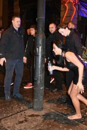 Marnie Simpson – Geordie Shore Filming at TupTup Palace in Newcastle 2/16/ 2017