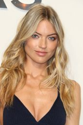 Martha Hunt – Michael Kors Fashion Show in New York 2/15/ 2017
