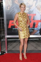 Mary Elizabeth Ellis – Fist Fight Premiere in Westwood 2/13/ 2017