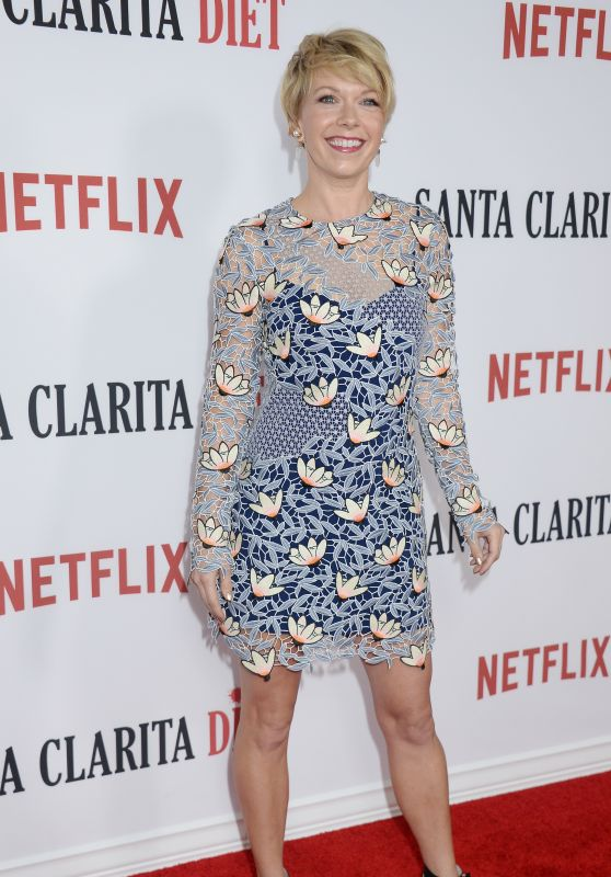 Mary Elizabeth Ellis – Netflix's 'Santa Clarita Diet' Premiere in Hollywood 2/1/ 2017
