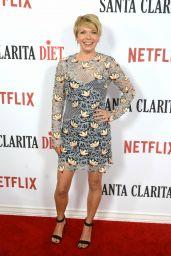 Mary Elizabeth Ellis – Netflix's 'Santa Clarita Diet' Premiere in Hollywood 2/1/ 2017