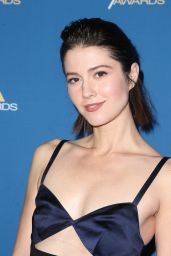Mary Elizabeth Winstead – DGA Awards in Beverly Hills, CA 2/4/ 2017