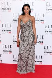 Maya Jama – Elle Style Awards in London 2/13/ 2017
