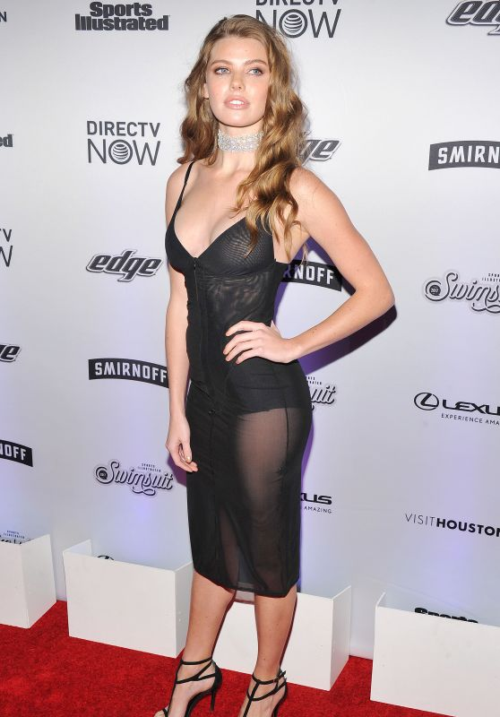 McKenna Berkley - SI Swimsuit Edition Launch Event in NYC 2/16/ 2017