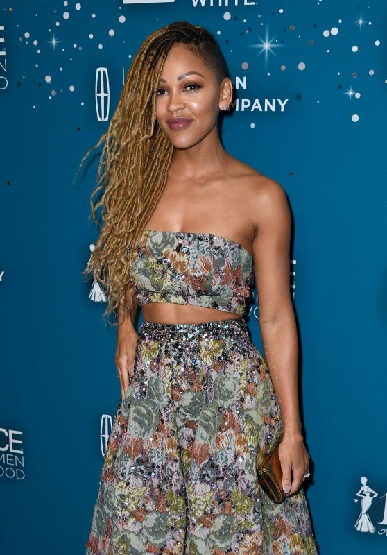 Meagan Good – Essence Black Women in Hollywood Awards in Los Angeles 2/23/ 2017