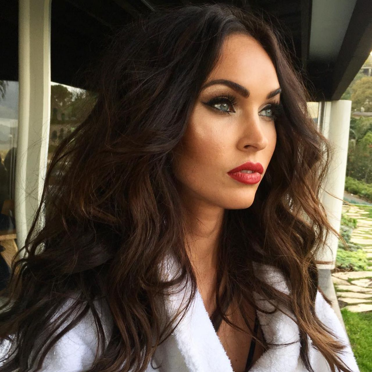 Megan Fox - Social Media Pics, January 2017 Megan Fox