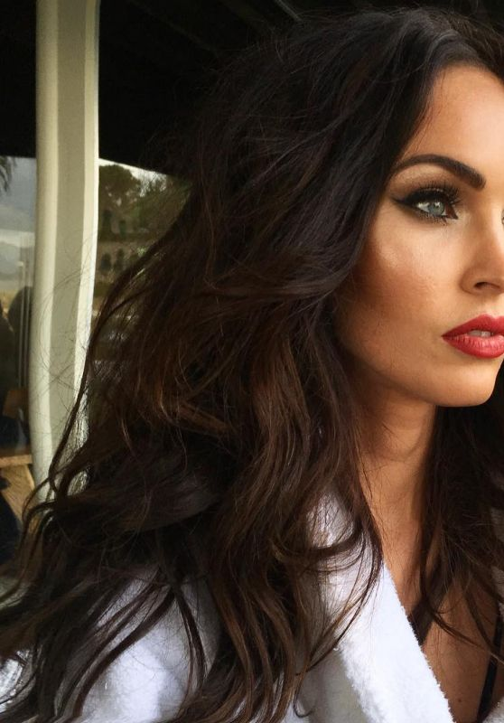 Megan Fox – Social Media Pics, January 2017 Megan Fox