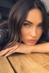 Megan Fox - Social Media Pics, January 2017