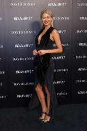 Megan Irwin – Autumn Winter 2017 David Jones Fashion Launch in Sydney 2/1/ 2017