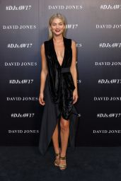 Megan Irwin – Autumn Winter 2017 David Jones Fashion Launch in Sydney 2/1/ 2017